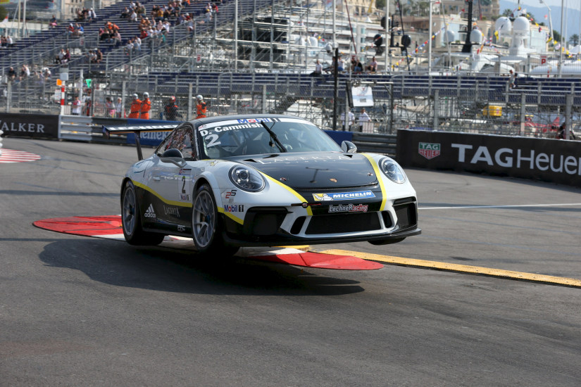 Lechner Racing continues to dominate the Porsche Supercup ...